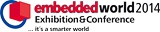 Newsletter zur embeddedworld 2014.